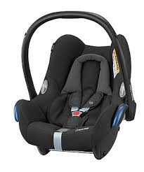 Infant baby Seat for Rental Car Free of Charge