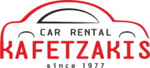Kafetzakis Car Rental Services - Rent a Car Crete