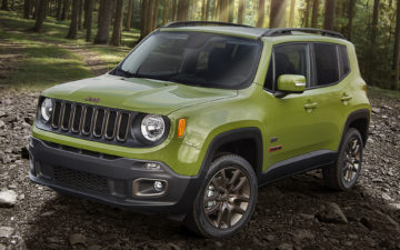 Réserver Jeep Renegade Automatic
