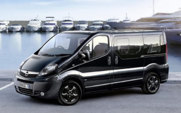 Rent Opel Vivaro Automatic