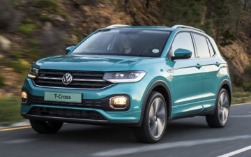 Rent VW T-Cross
